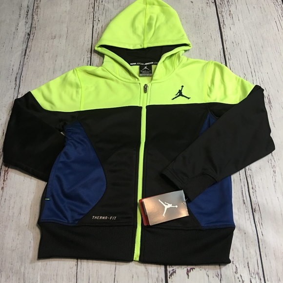ab66664696d0d6 Nike Jordan Therma-Fit Hoodie Sweater Size S